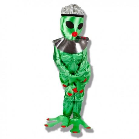 Disfraz Alien Mujer