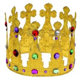 Corona de Rey de Lujo.