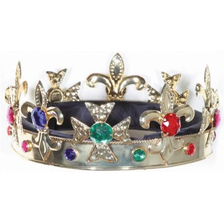 Corona grande decorada