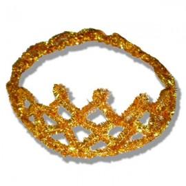 Corona Espumillón Oro