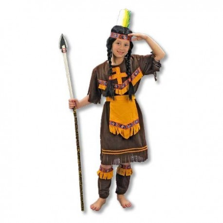 Navidad disfraces para mujer disfraz india talla pictures - Disfraz de pescado ...