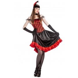 Disfraz de Can Can Cabaret Burlesque