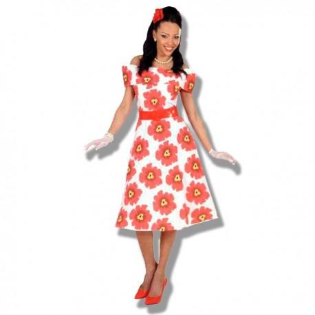 Disfraz Mujer Años 50