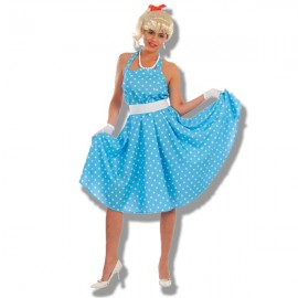 Disfraz Chica Ye Ye Años 60