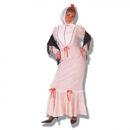 Disfraz Madrileña chula