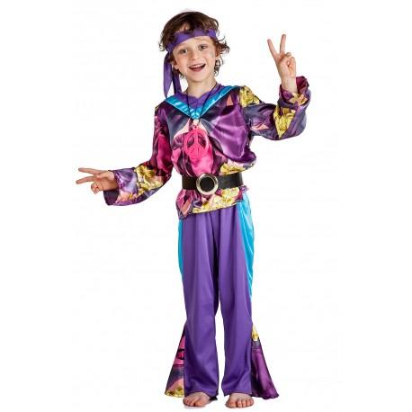 Disfraces de hippies infantiles caseros imagui for Disfraz de hippie