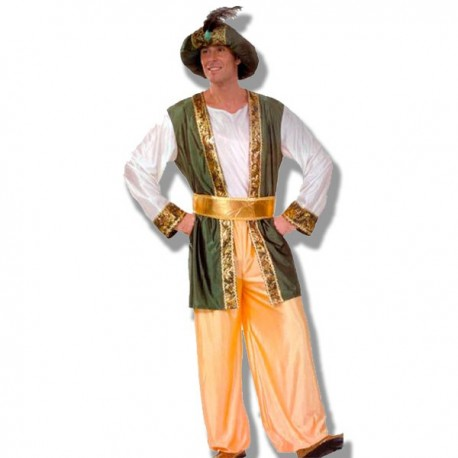 Disfraz Sultán