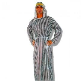 Disfraz de Arabe rayado