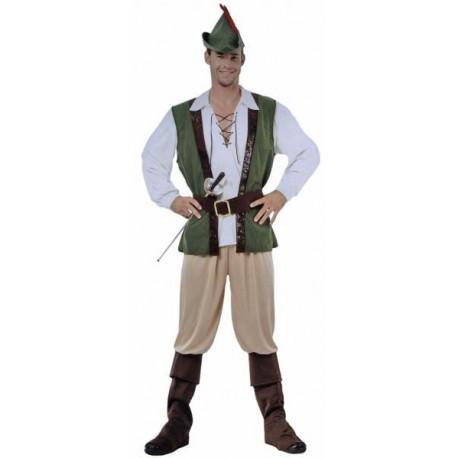 Disfraz Robin verde