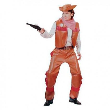 Disfraz vaquero del Oeste