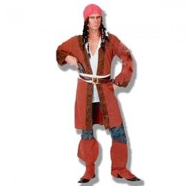 Disfraz Pirata caribeño