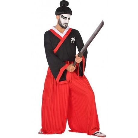 Disfraz Japones