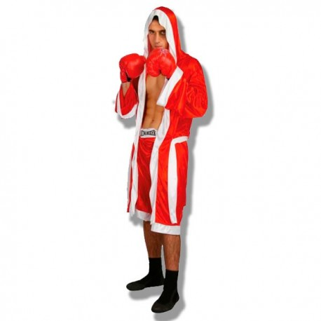 Disfraz Boxeador Lujo.