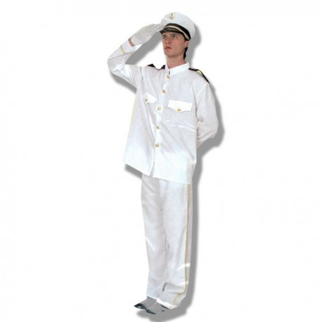 Disfraz Capitán Marina