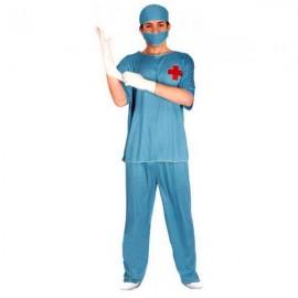 Disfraz médico Cirujano