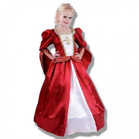 Disfraz Princesa Mosquetera T-S