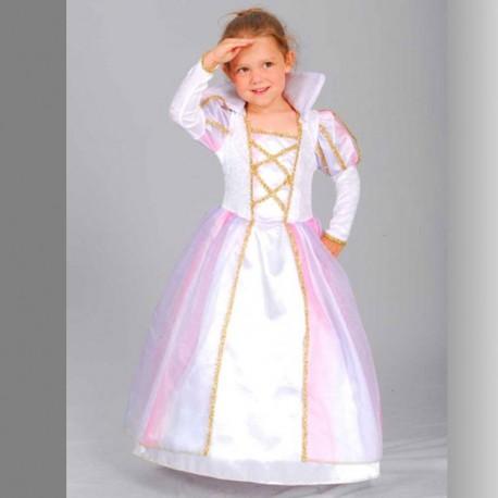 Disfraz Princesa cuento niña