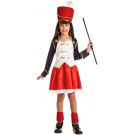 Disfraz Majorette Rojo