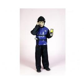 Disfraz de Policia asalto niños