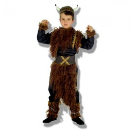 Disfraz Barbaro vikingo infantil
