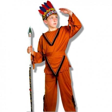 Disfraz Indio Oeste