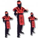 Disfraz luchador dragon ninja