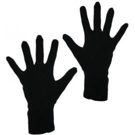Guantes Cortos Señora Negros
