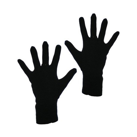 Guantes Señora Negros