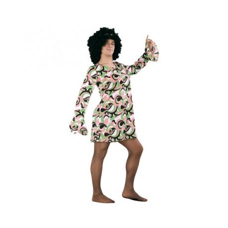 Disfraz Vestido Años 70 (Hombre)