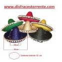 Sombrero Infantil Mejicano con Borlas