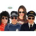 Gafas Policia