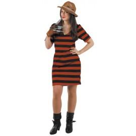 Disfraz Freddy Mujer
