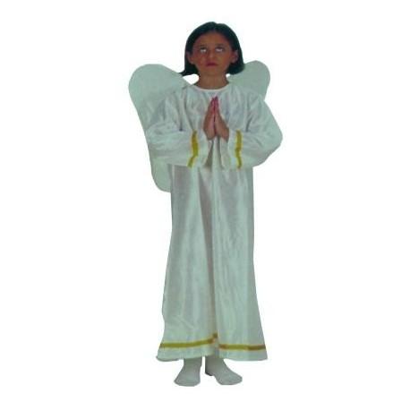 La Reina Mala Disfraz-de-angel-blanco