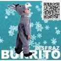Disfraz de Burro burrito o mula para navidad