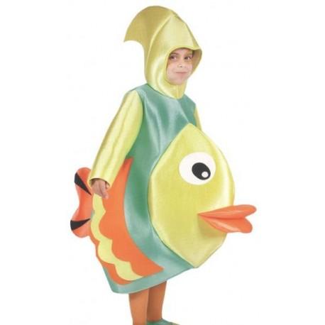 Disfraz de pez para niño - Imagui