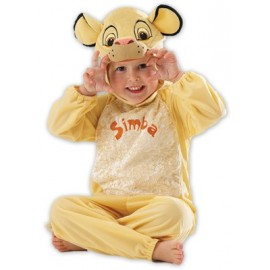 Disfraz de Simba