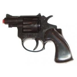 Pistola FBI Plástico 8 disparos