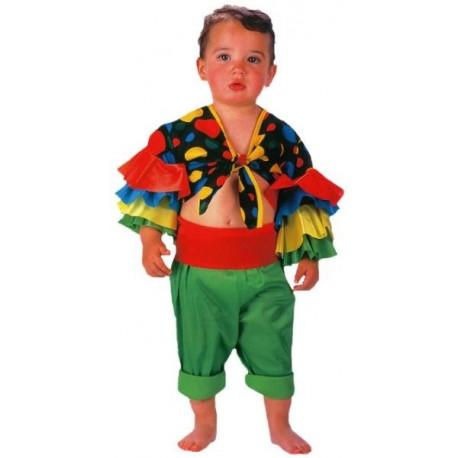 Vestuario de rumbero niño - Imagui