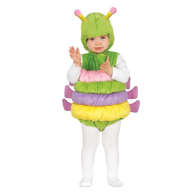 Como hacer un disfraz de gusano disfraz de gusanito para - Como hacer un disfraz de bebe ...