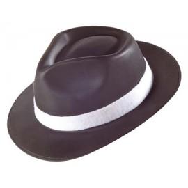 Sombrero Ganster Foam Negro