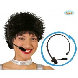 Microfono con Auriculares