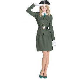 Disfraz Guardia Civil Mujer