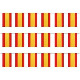 Bandera de Plastico España