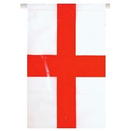Bandera de Plastico Cristiana.