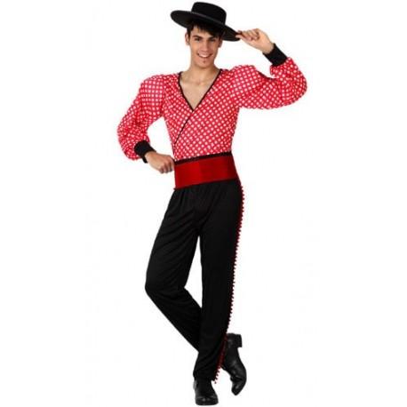 Disfraz de Cordobes o Flamenco