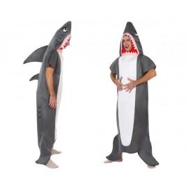 Disfraz de Tiburón Adulto.