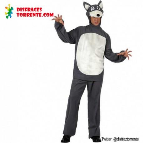 Disfraz de Lobo Feroz Adulto - Disfraces Torrente
