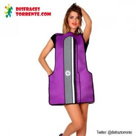 Disfraz Sacapuntas hombre-mujer