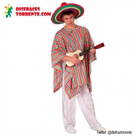 Disfraz de Mejicano hombre