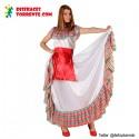 Disfraz Mejicana mujer